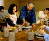陶芸への誘い 半日コース